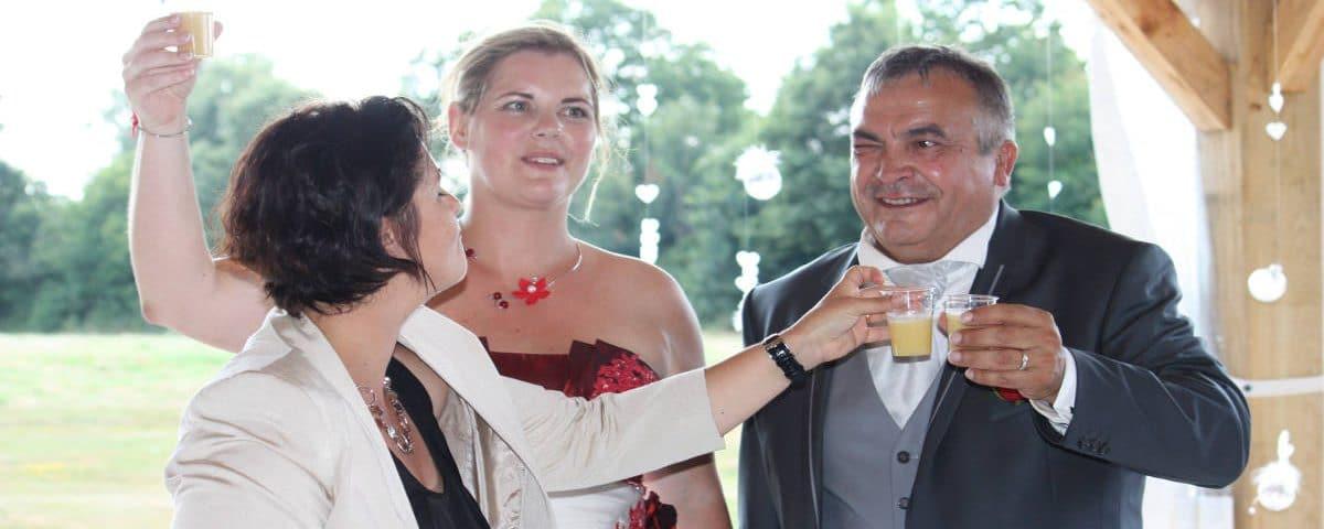 Cocktail - Un Rituel convivial pour votre cérémonie laïque