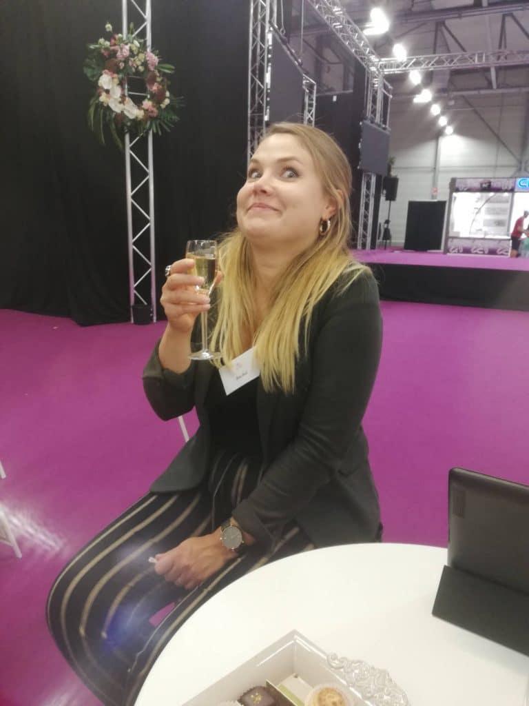 Rachel Salon Mariage Poitiers 2018