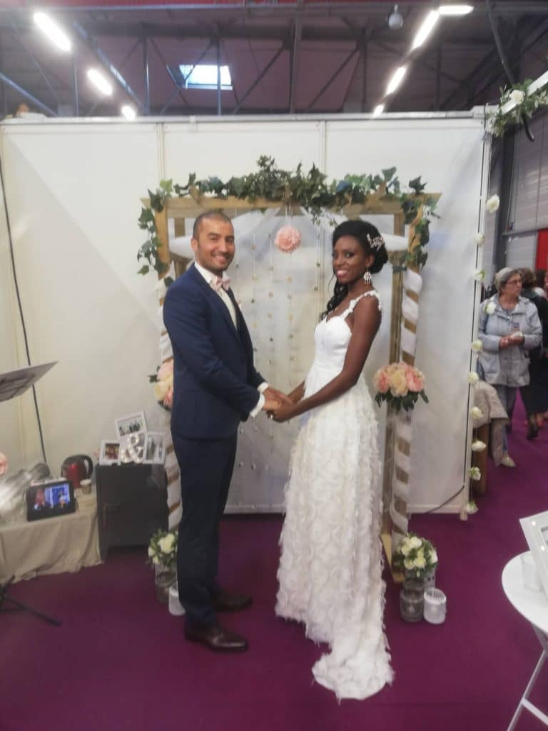 Sarena & Paolo Salon Mariage Poitiers 2018